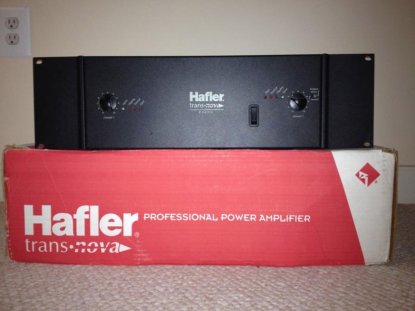 Hafler P4000 Stereo Amplifier