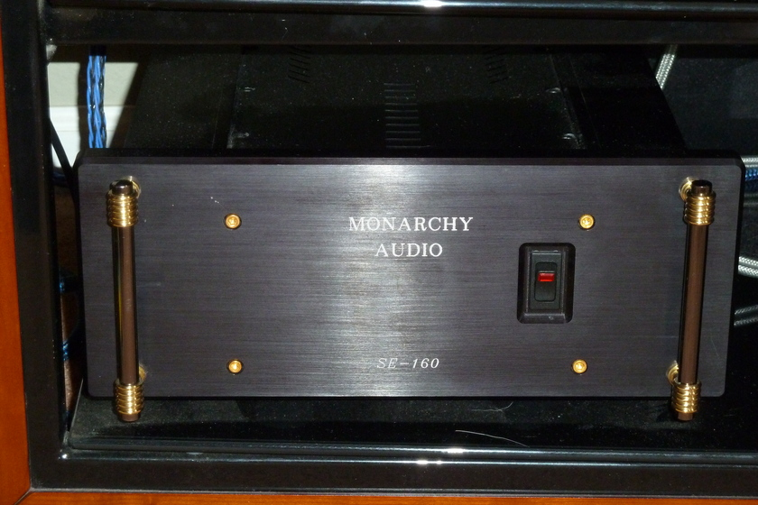 Monarchy Audio SE-160 Hybrid Monoblocks