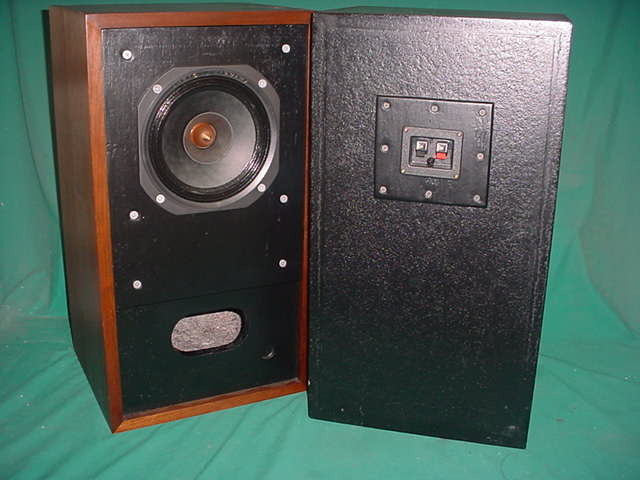 """Audio Nirvana Super 8"""" in Cool Custom Cabinets Vintage cabinets w/ upgrades made in China Very Good Sound!"""