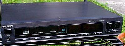 Magnavox(Philips) CDB582 vintage CD player