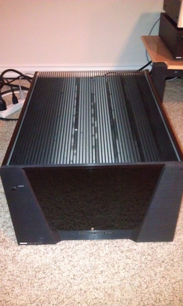 California Audio Labs CL2500 MCA Power to spare and warmth with speed