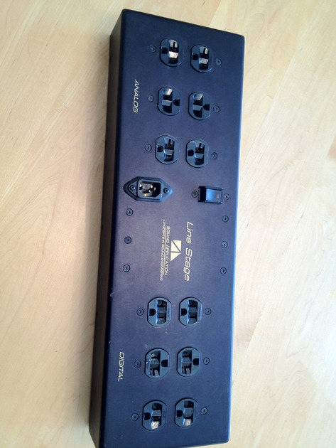 Sound Application LineStage