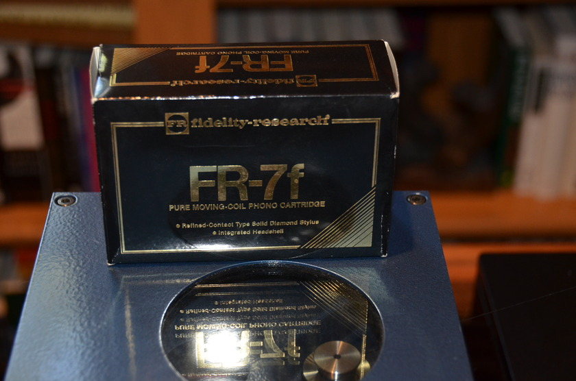 Fidelity Research FR-7f Cartridge