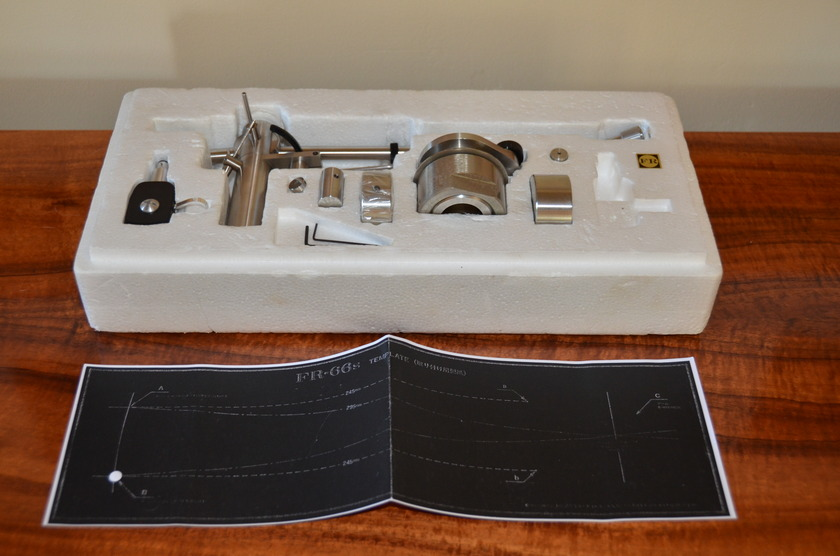 Fidelity Research 66s Tonearm w/B60 base including original box