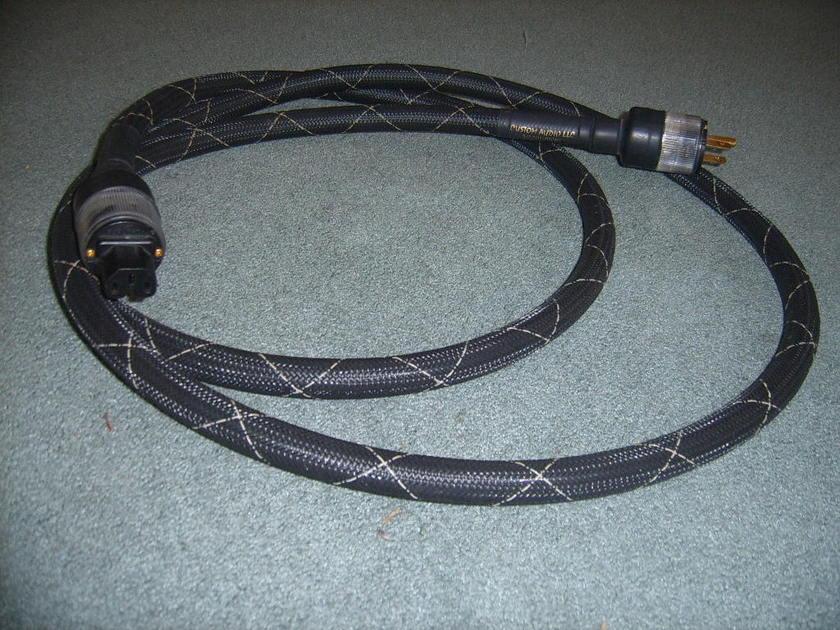 Custom Audio LLC 9ft 15a power cable