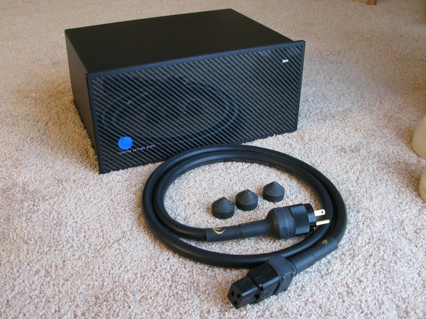 Running Springs Audio Jaco W/Mongoose Power Cord Power Conditioner - 20A 8 Outlets