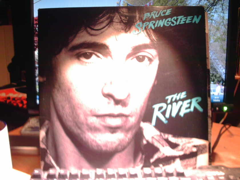 BRUCE SPRINGSTEEN - THE RIVER 2 record set