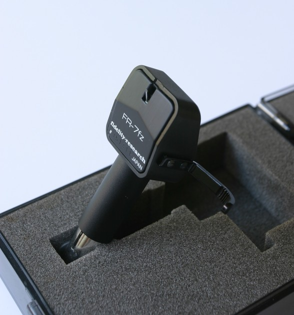 Fidelity Research FR-7fz with Ultimate Q4 Stylus from Japan