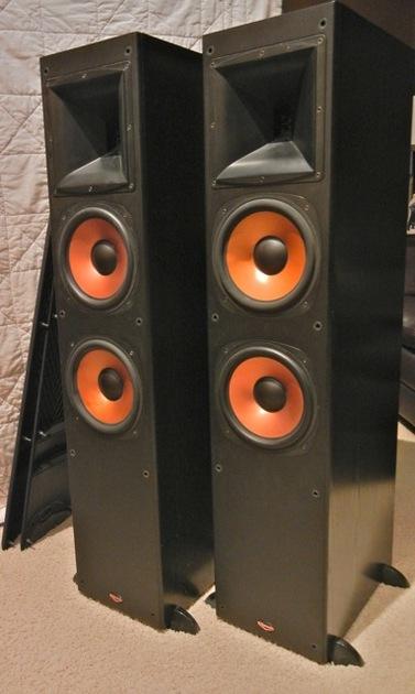 Klipsch  RF5 Classic  Speakers Black Finish