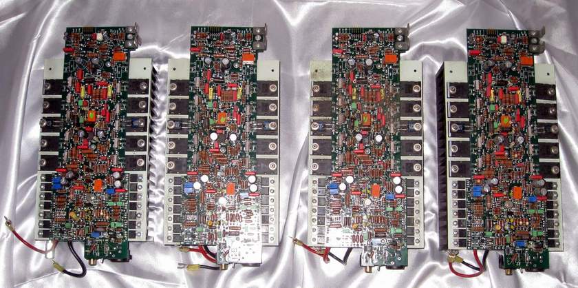 Proceed AMP-5 modules boards $150