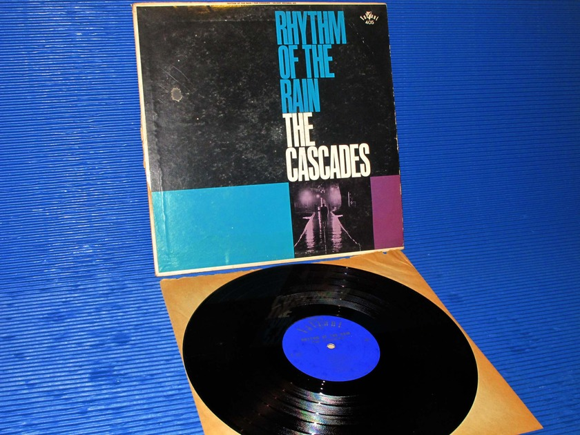 "THE CASCADES -  - ""Rhythm of the Rain"" - Valiant 1963 original very rare"