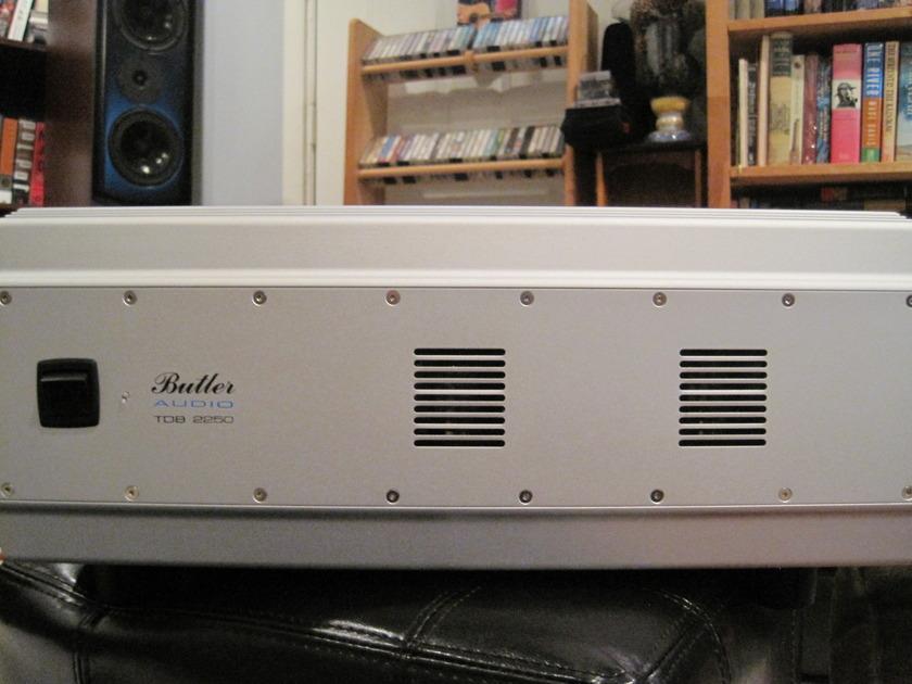 Butler Audio 2250 Hybrid Tube Amp