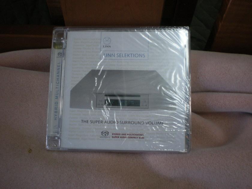 Linn Records - SACD Music Samplers Volumes 1 & 2 Audiophile Bliss!