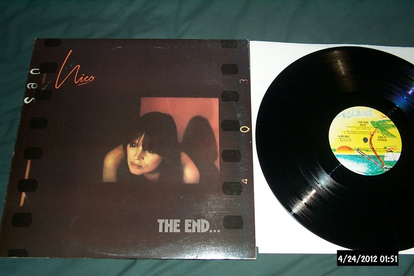 Nico - The End island label first pressing nm