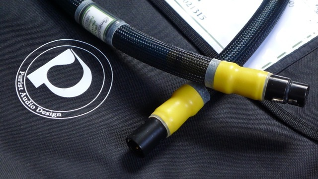 Purist Audio Design Proteus Provectus Praesto Revision  AES/EBU Digital cable