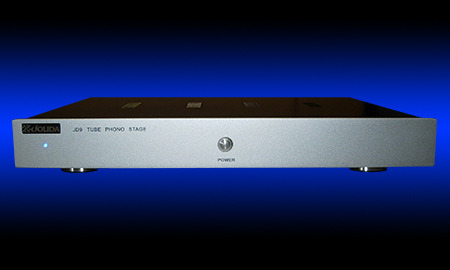 Jolida JD9 L2/3 Modified Phono stages are exceptional