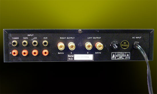 Jolida JD-301RC New remote hybrid int amp