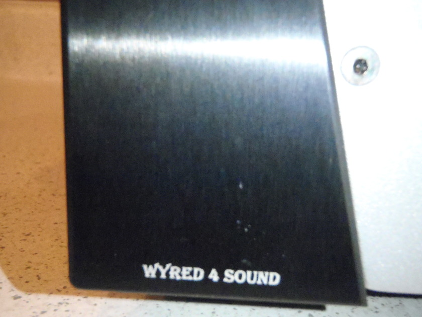 Wyred 4 Sound  ST-250 125wpc dual mono power amp