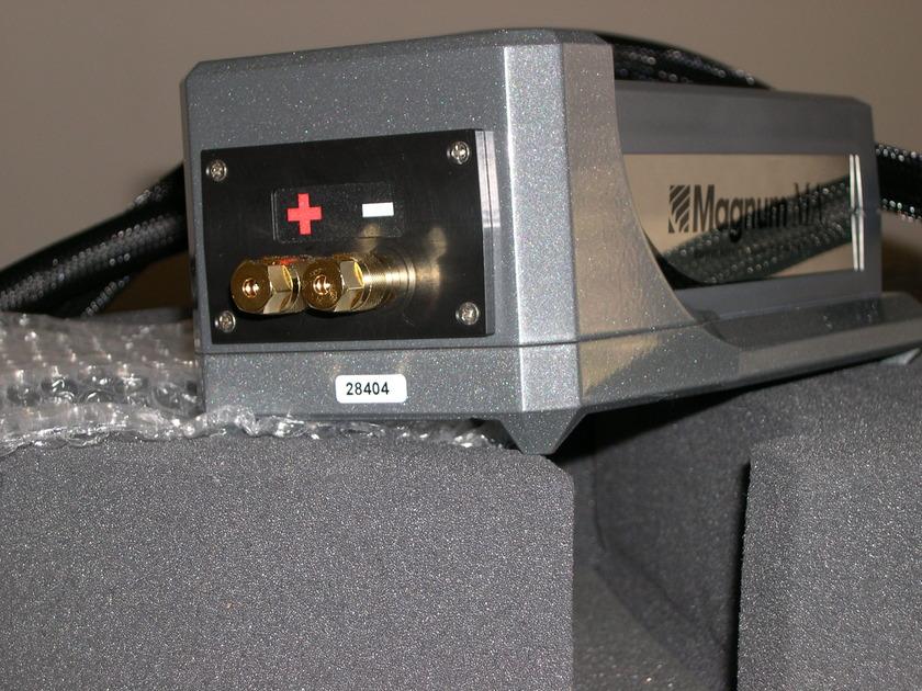 MIT Magnum MA 8 ft pair. RARE used pr in 9/10 condition. Price Reduced! WRNTY, photos