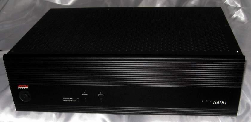 Adcom GFA-5400 power amplifier
