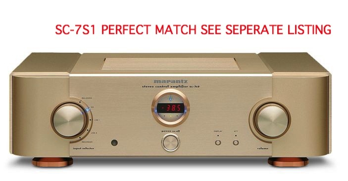 MARANTZ SM-11S1 REFERENCE POWER AMPLIFIER