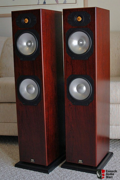 Monitor Audio Silver S10, S6, LCR & FB210 Sub Great home theater setup PERFECT CONDITION!