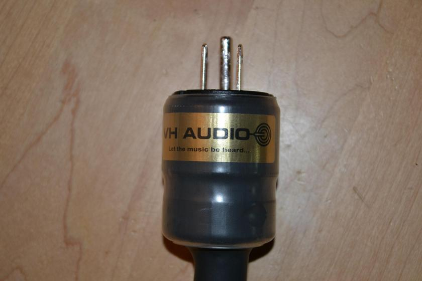 VH Audio Airsine Power Cable 4 Feet  15 Amp