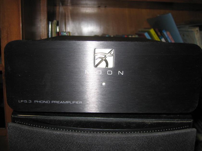 SimAudio LP 5.3 phono preamp