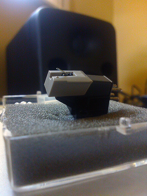 linn k9 mm cartridge w/ at95sa shibata stylus