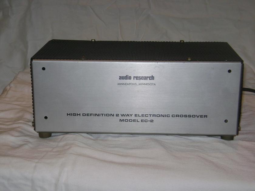 Audio Research  EC-2 2-Way Crossover