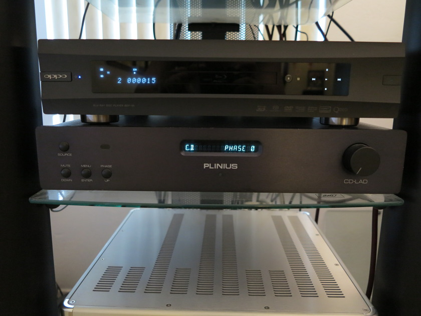 PLINIUS PRE-AMP CD LAD  in  MINT CONDITION