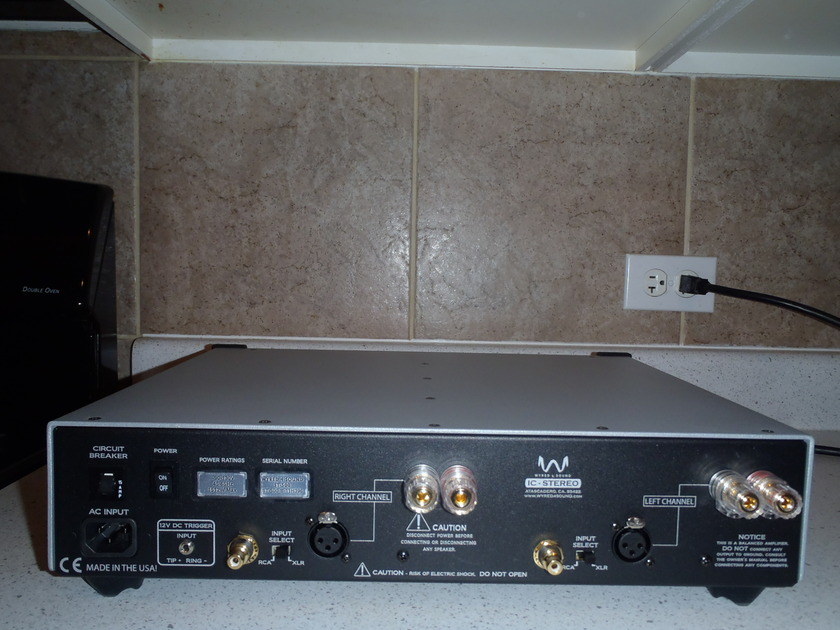 Wyred 4 Sound  ST500 250wpc power amplifier
