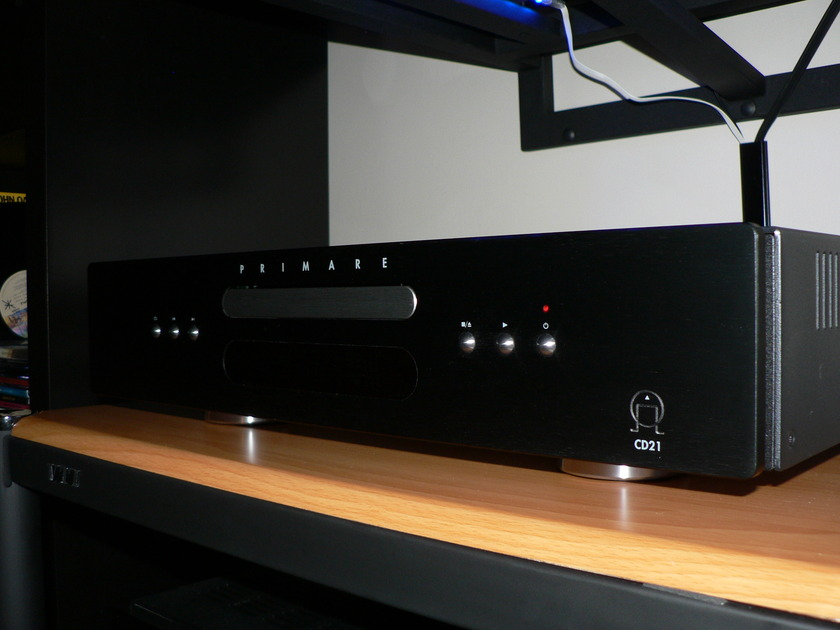 Primare CD21 CD Player