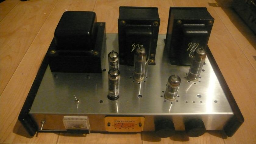 wavelength audio Junior  Integrated EL84 Single Ended Amplifier
