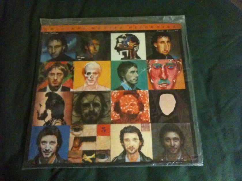 The who - Face Dances mfsl audiophile vinyl lp japan