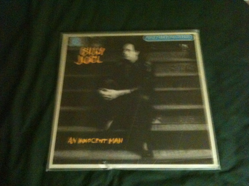 Billy Joel - An Innocent Man Mastersound Audiophile Vinyl LP NM