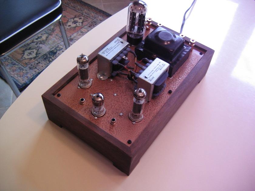 RH design RH84SE single ended EL-84 amp