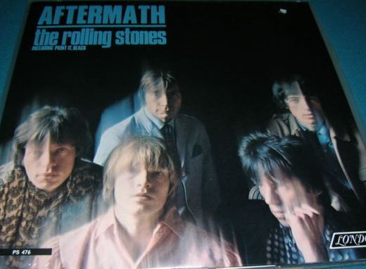 Rolling Stones - Aftermath SEALED! lp...FREE SHIP in US