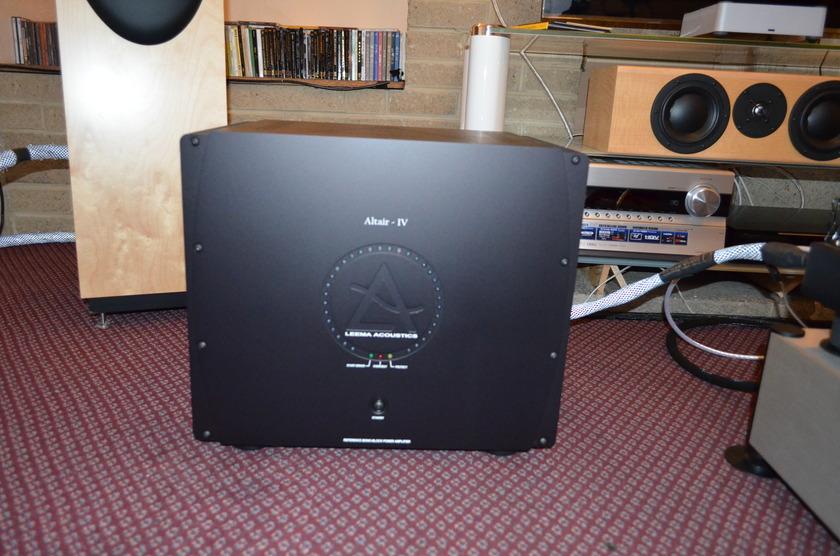 Leema Acoustics Altair Monoblocks