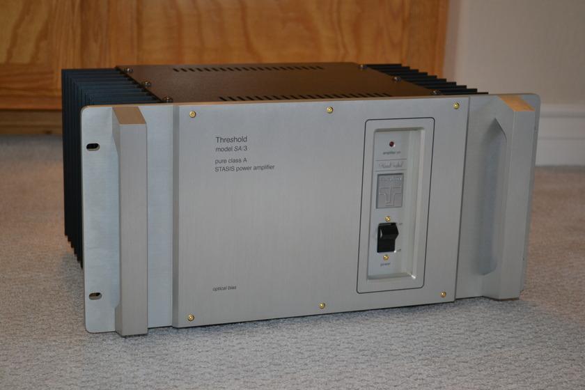 Threshold SA/3 Series II Optical Bias Pure Class A