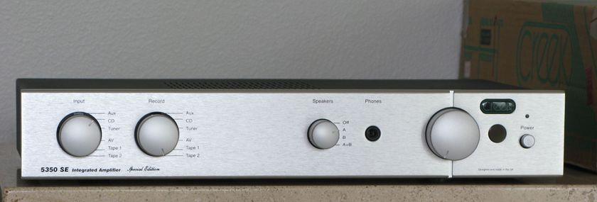 Creek 5350SE Integrated Amplifier