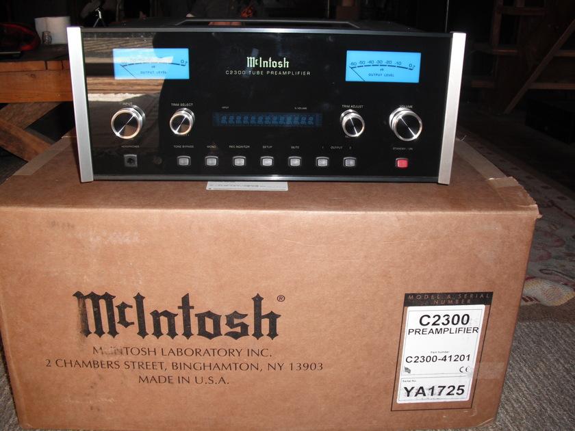 McIntosh C 2300 Used