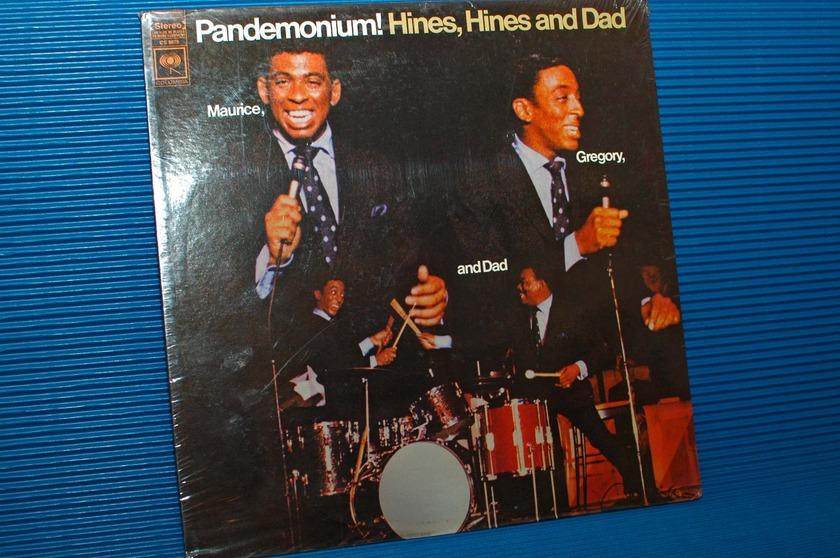 "HINES, HINES & DAD -  - ""Pandemonium"" -  CBS 1968 Demo Sealed"