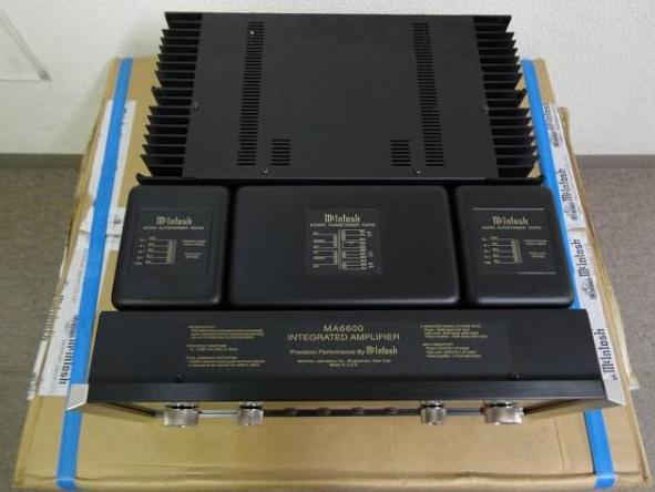 Mcintosh MA6600 Integrated Amplifier