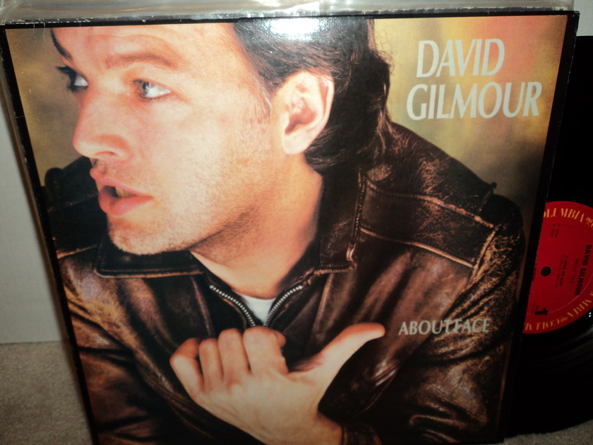 David Gilmour  - About Face 1984 Columbia NM vinyl