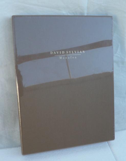 David Sylvian - Manafon Box