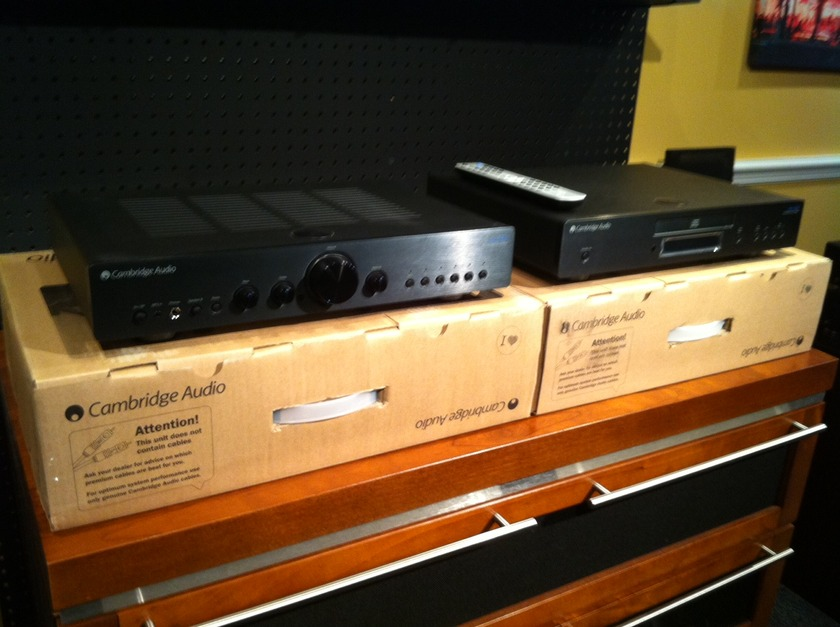 Cambridge Audio 350A Integrated Amp Excellent!!! Condition
