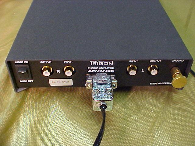 Trigon Elektronik Advance Phono Preamplifier