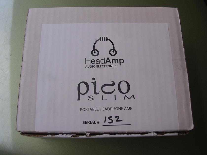 Headamp Pico Slim headphone amp