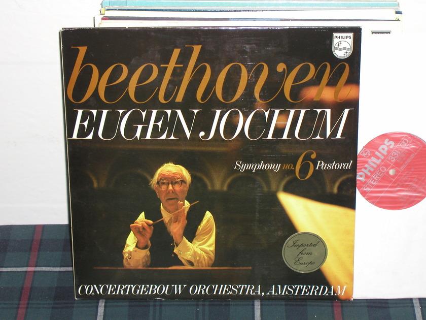 Jochum/COA - Beethoven No.6 Pastorale Philips import pressing 839 ly
